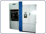 Transfer moulding machine
